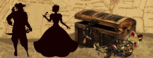 Pirates and pincesses facebook cover photo
