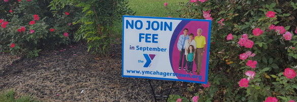 No Join Fee in September