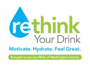 Rethink Your Drink Logo