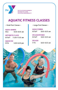 Aquatic Fitness Classes